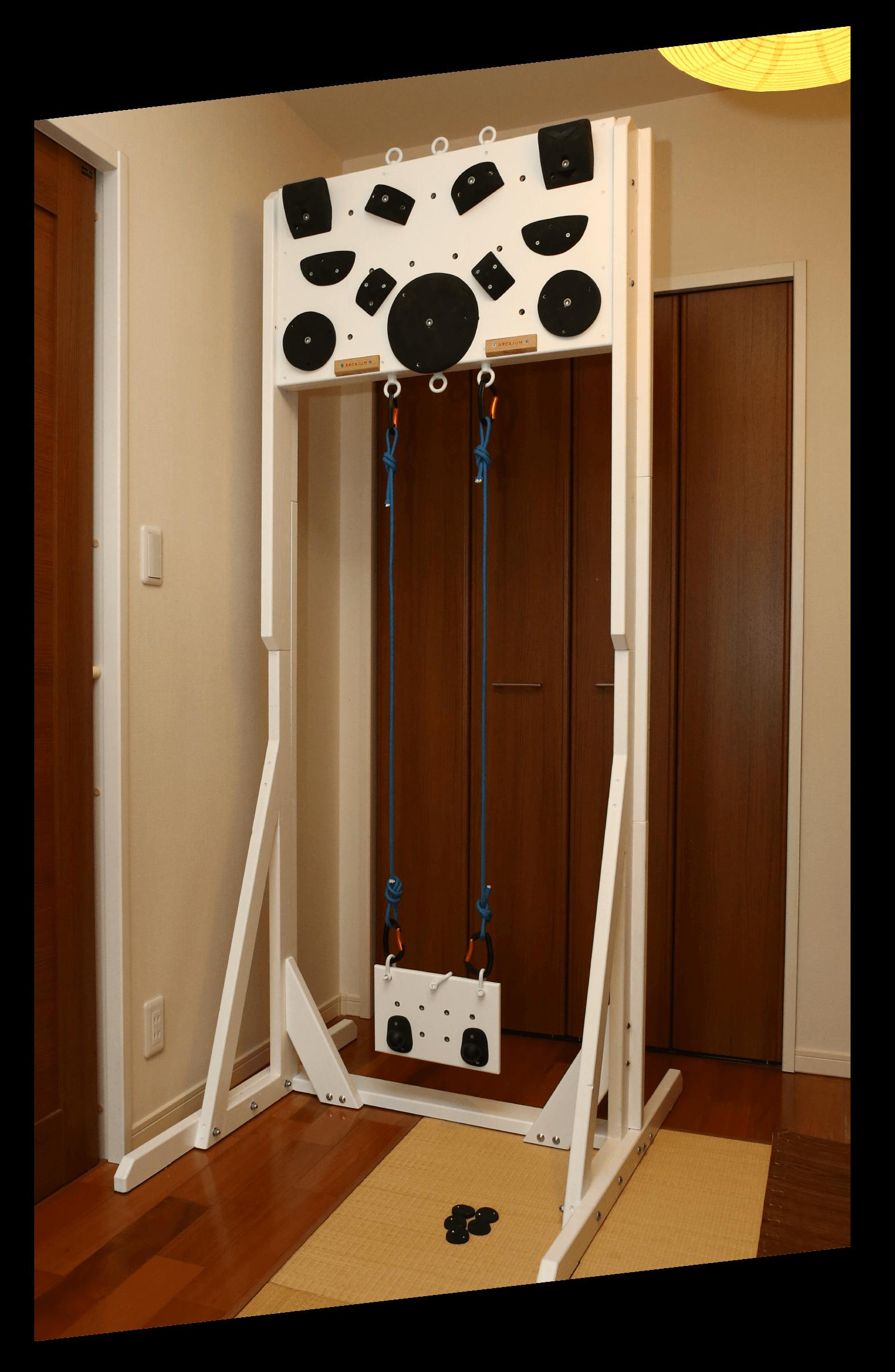 天井の低い日本の住宅にも邪魔にならないサイズ感(H1800×W1800)